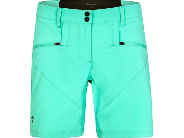 Ziener Nugla Shorts Women, verde